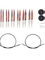 "Knit Picks Knit Picks Interchangeable Needle Set - Radiant 3.5"" Short Tip Set"