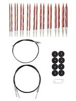"Knit Picks Knit Picks Interchangeable Needle Set - Radiant 4.75"" Tip Set"