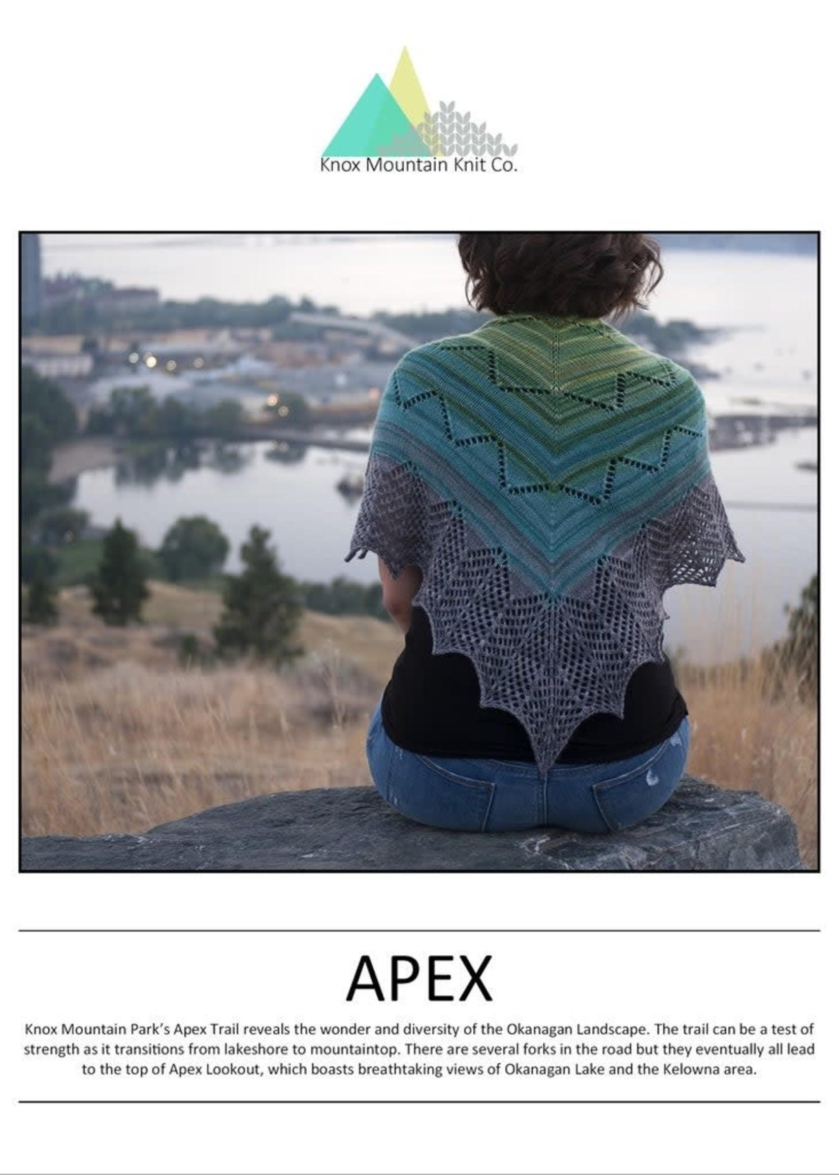 Knox Mountain Knit Co. Knox Mountain Knit Co. - Apex