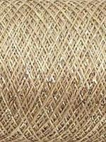 Kremke Soul Wool Kremke Stellaris Metallic Lace - 114 Pale Gold
