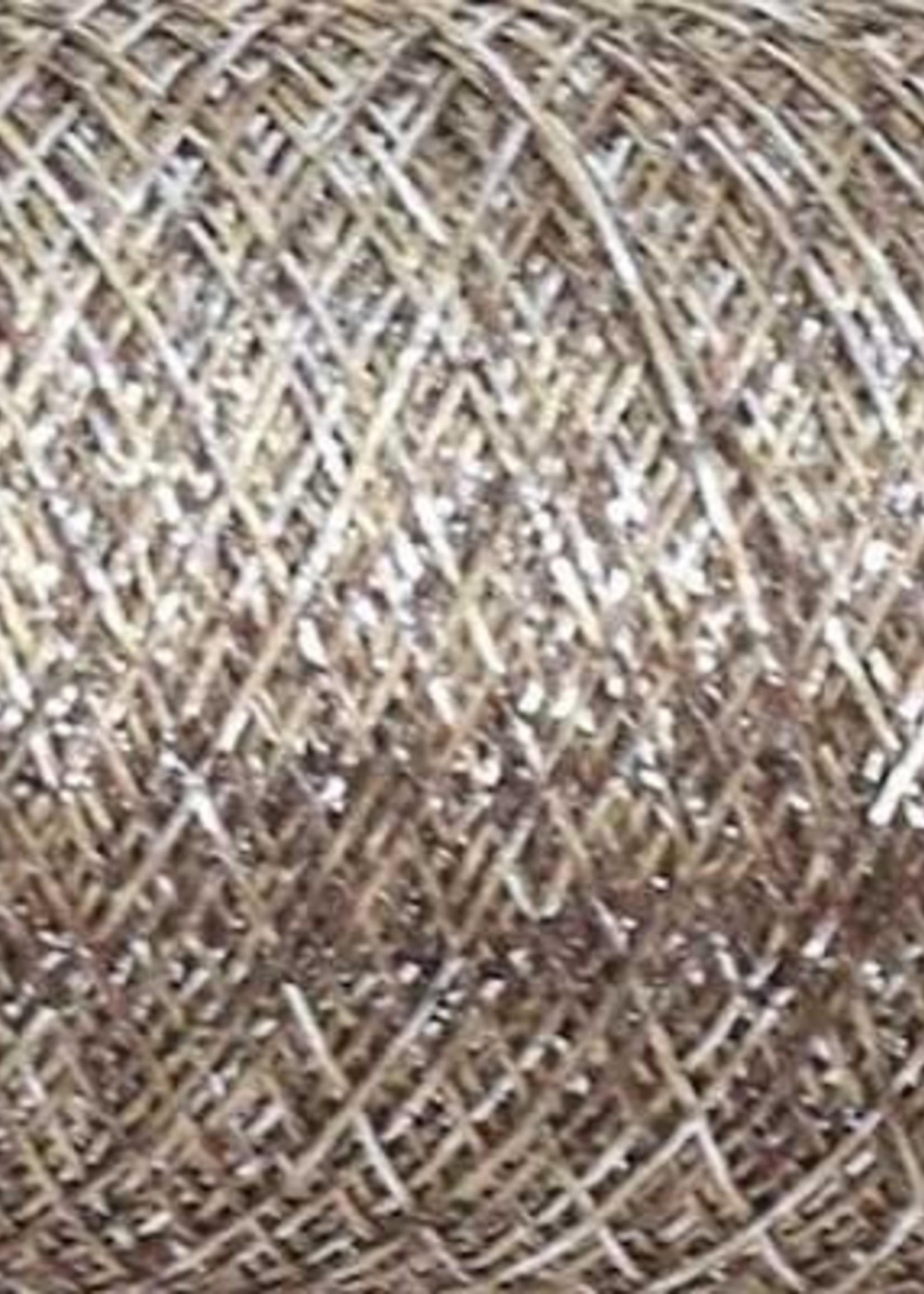 Kremke Soul Wool Kremke Stellaris Metallic Lace - 180 Beige Silver