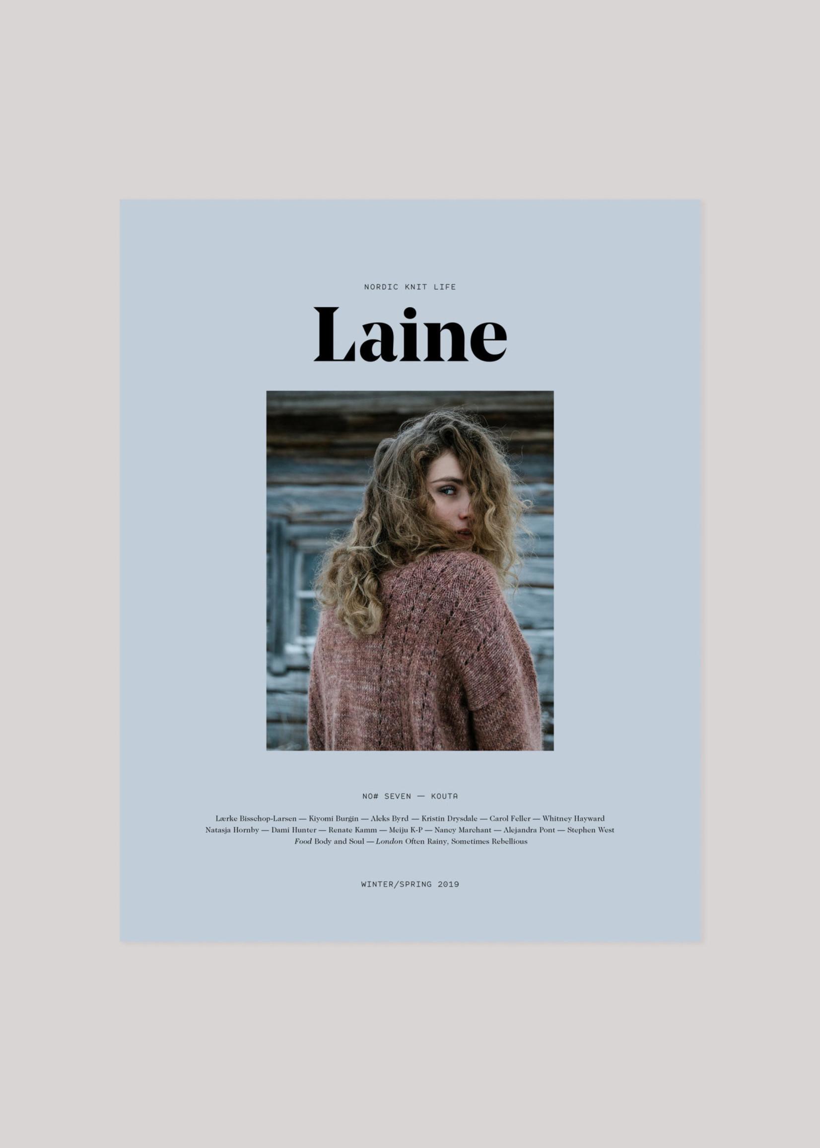 Laine Laine Magazine Issue 7