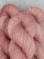 Mad Tosh Madelinetosh Vintage Yarn Pink Mist Smoke Tree