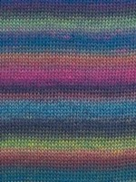 Lang Yarns Mille Colori Baby #0106 Rainbow