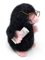 Crafty Kit Co. Mister Mole Needle Felting Kit