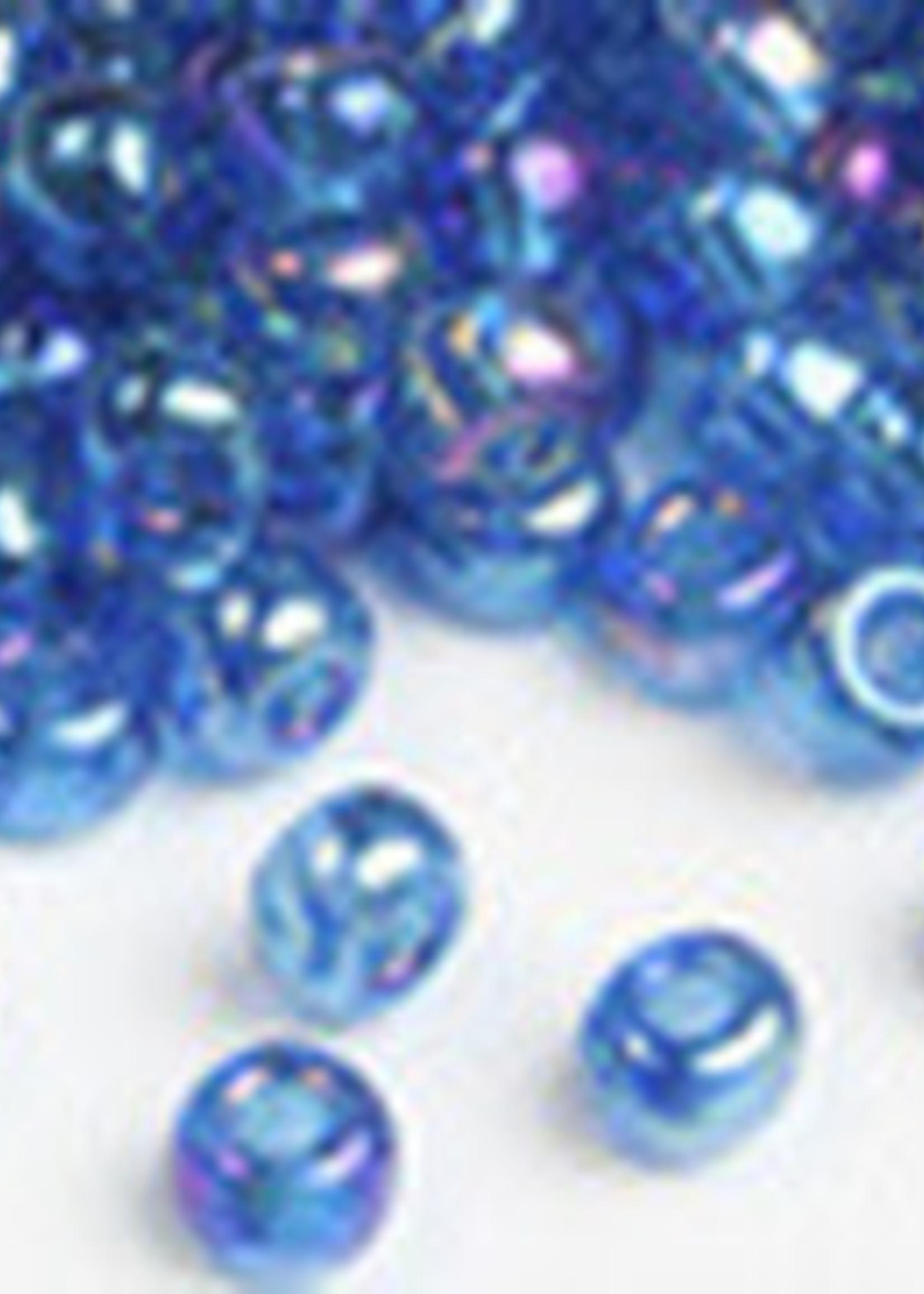 Miyuki Beads Miyuki Bead 6/0 - 291Transparent Capri Blue AB