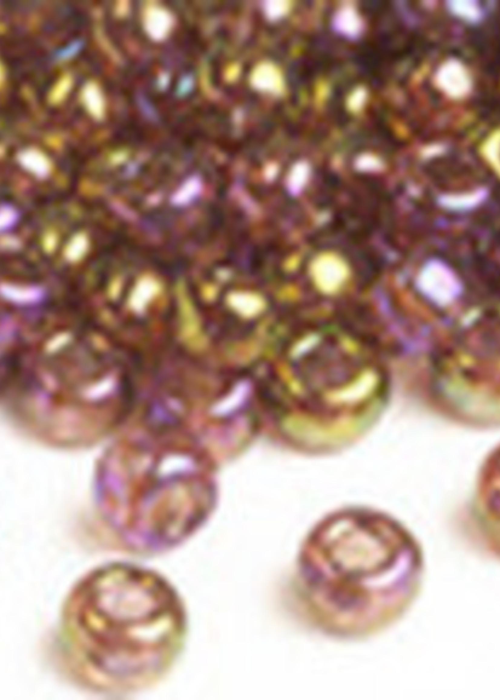 Miyuki Beads Miyuki Bead 6/0 - 301 Rose Gold Luster