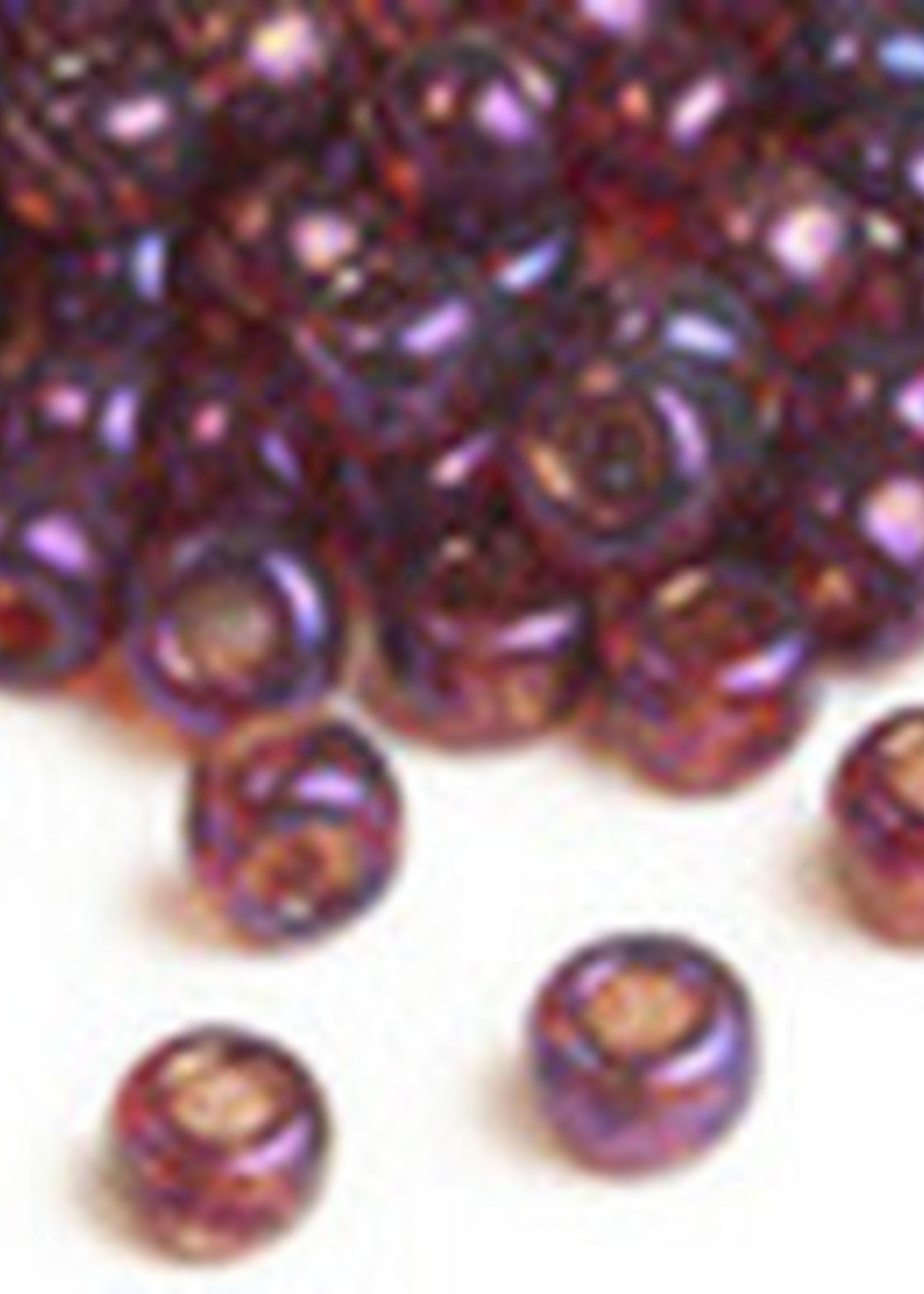 Miyuki Beads Miyuki Bead 6/0 - 302 Deep Rose Gold Luster