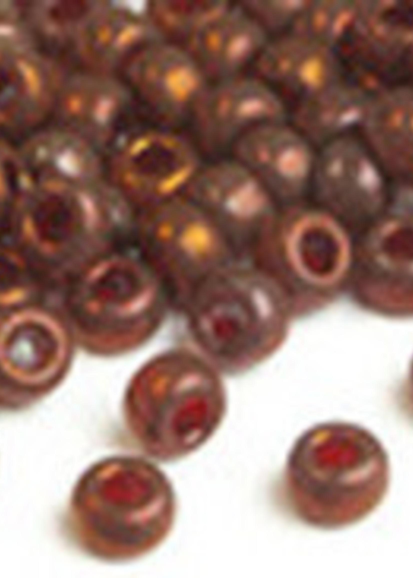 Miyuki Beads Miyuki Bead 6/0 - 315 Burgundy Gold Luster