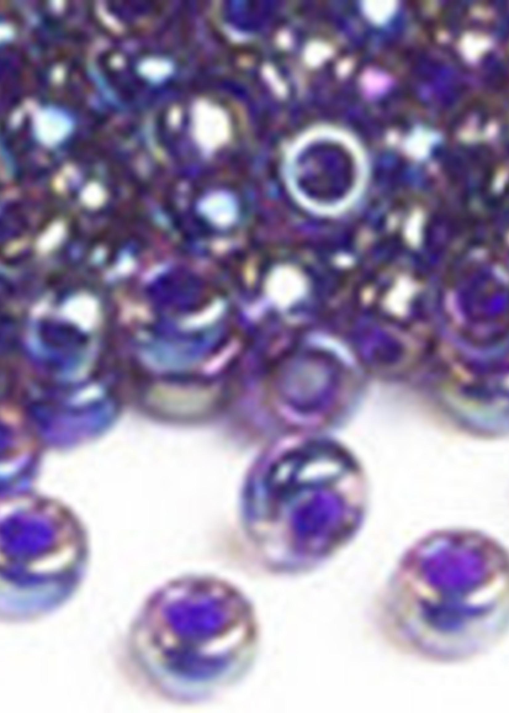 Miyuki Beads Miyuki Bead 6/0 - 356 Purple-lined Amethyst AB