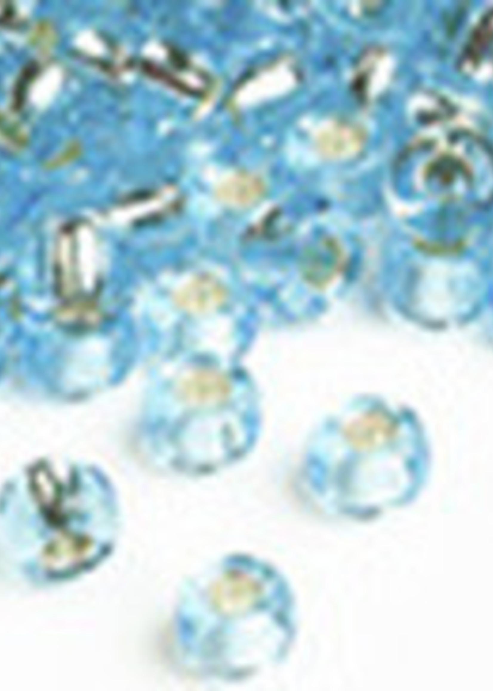 Miyuki Beads Miyuki Bead 6/0 Silverlined Pale Sky Blue