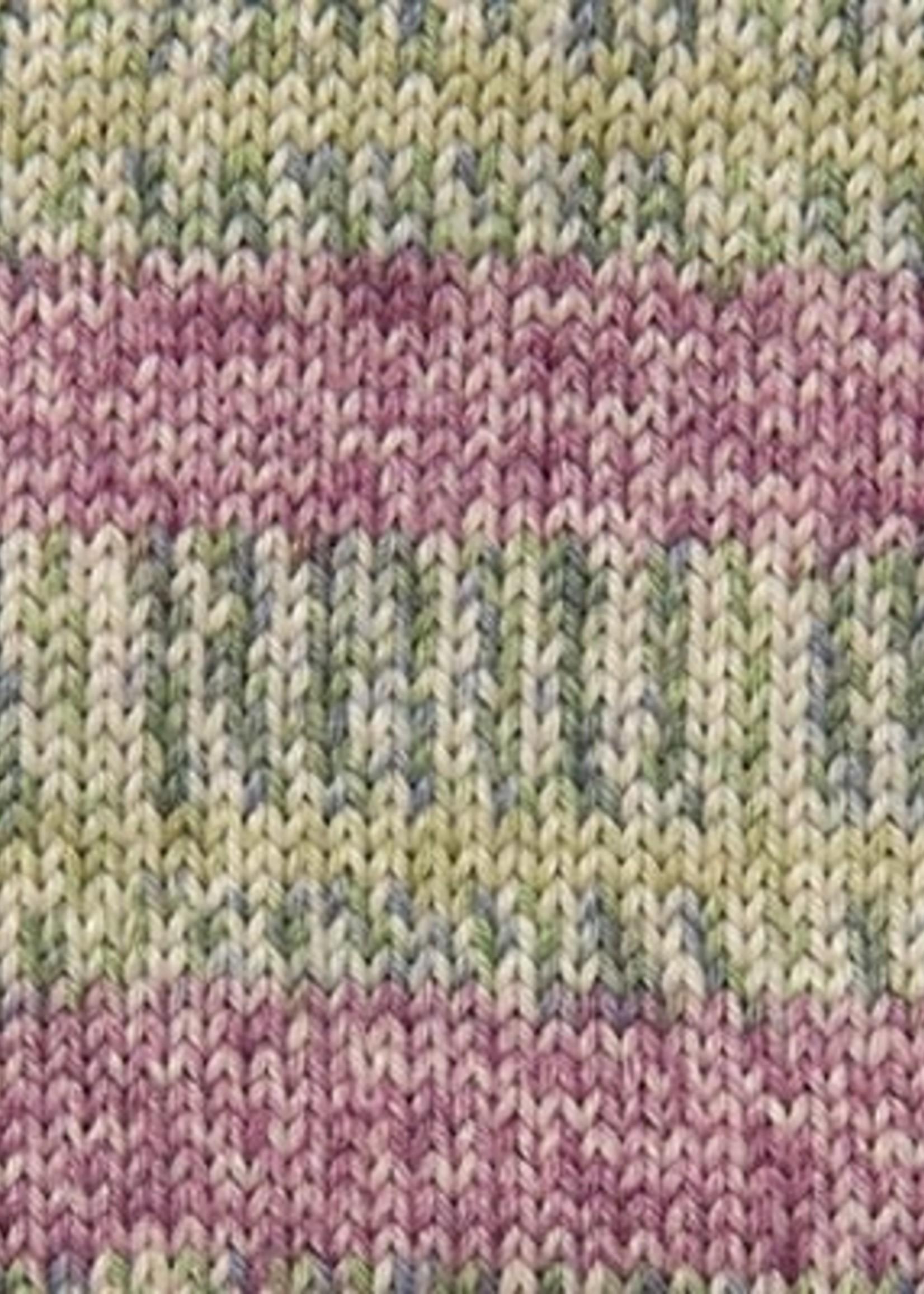 Rico Yarns Rico Superba Bamboo Sock Yarn - #15 Berry Green