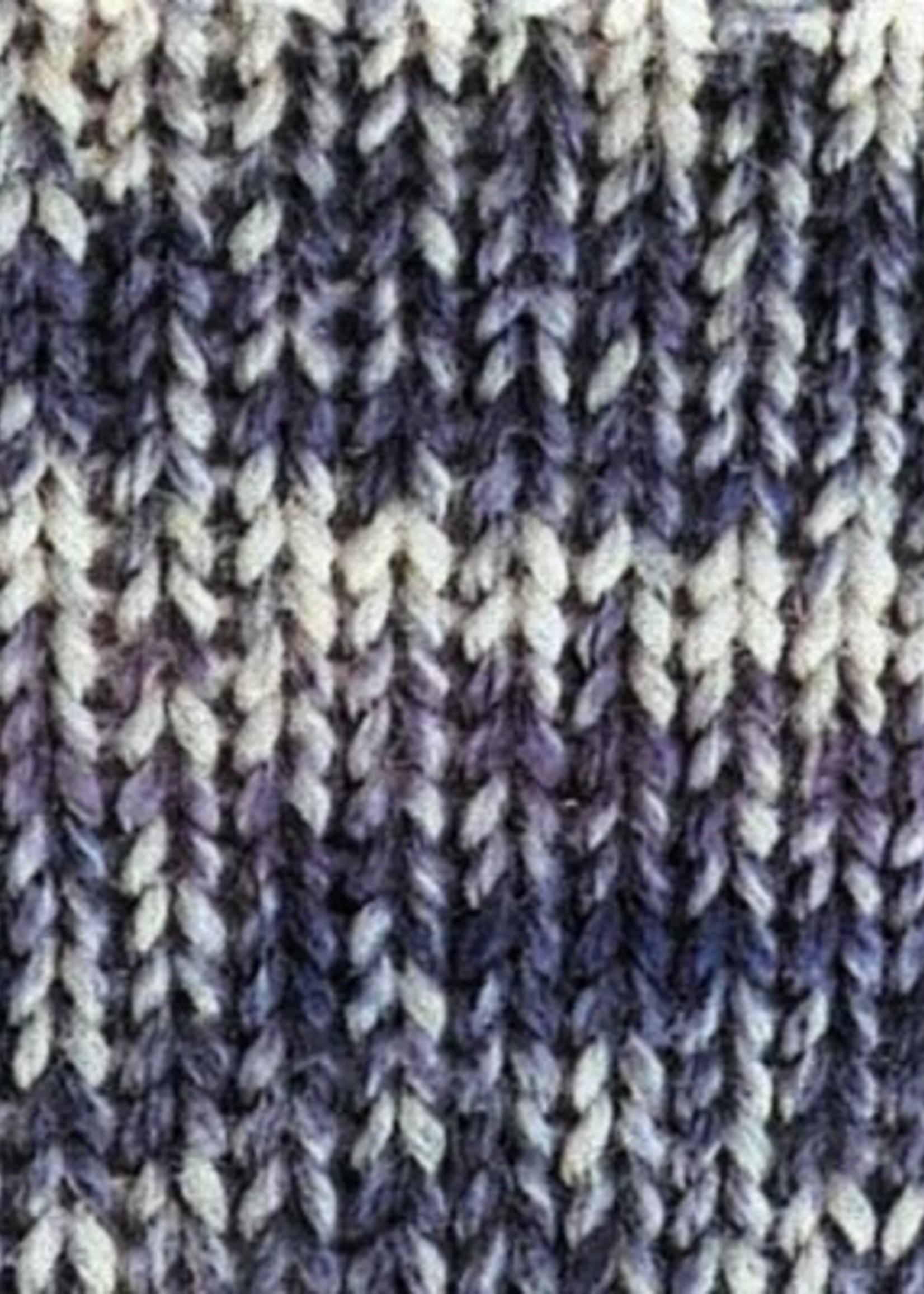 Rico Yarns Rico Superba Bamboo Sock Yarn - #24 Brown and Black