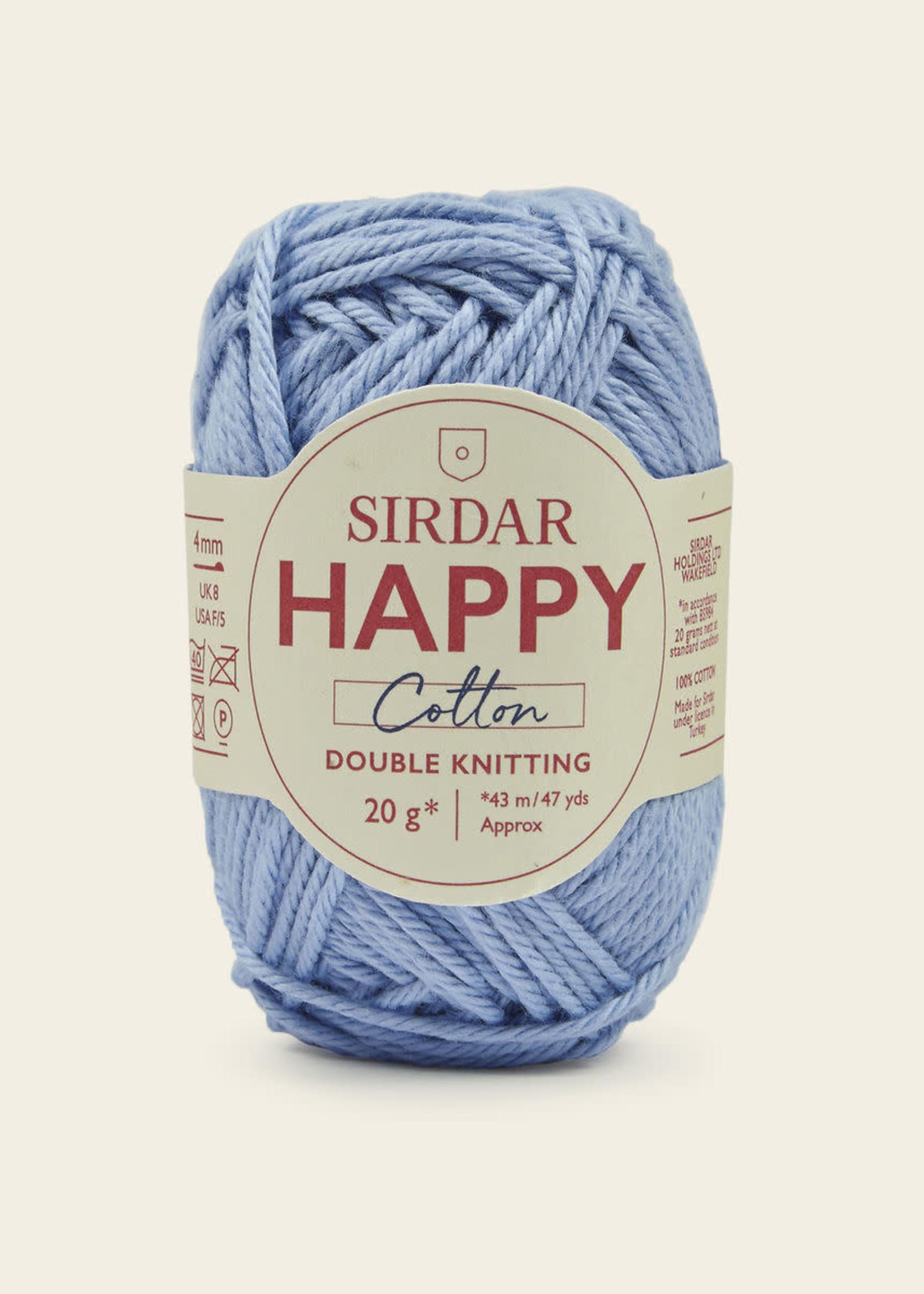 Sirdar Sirdar Happy Cotton #751 Tea Time
