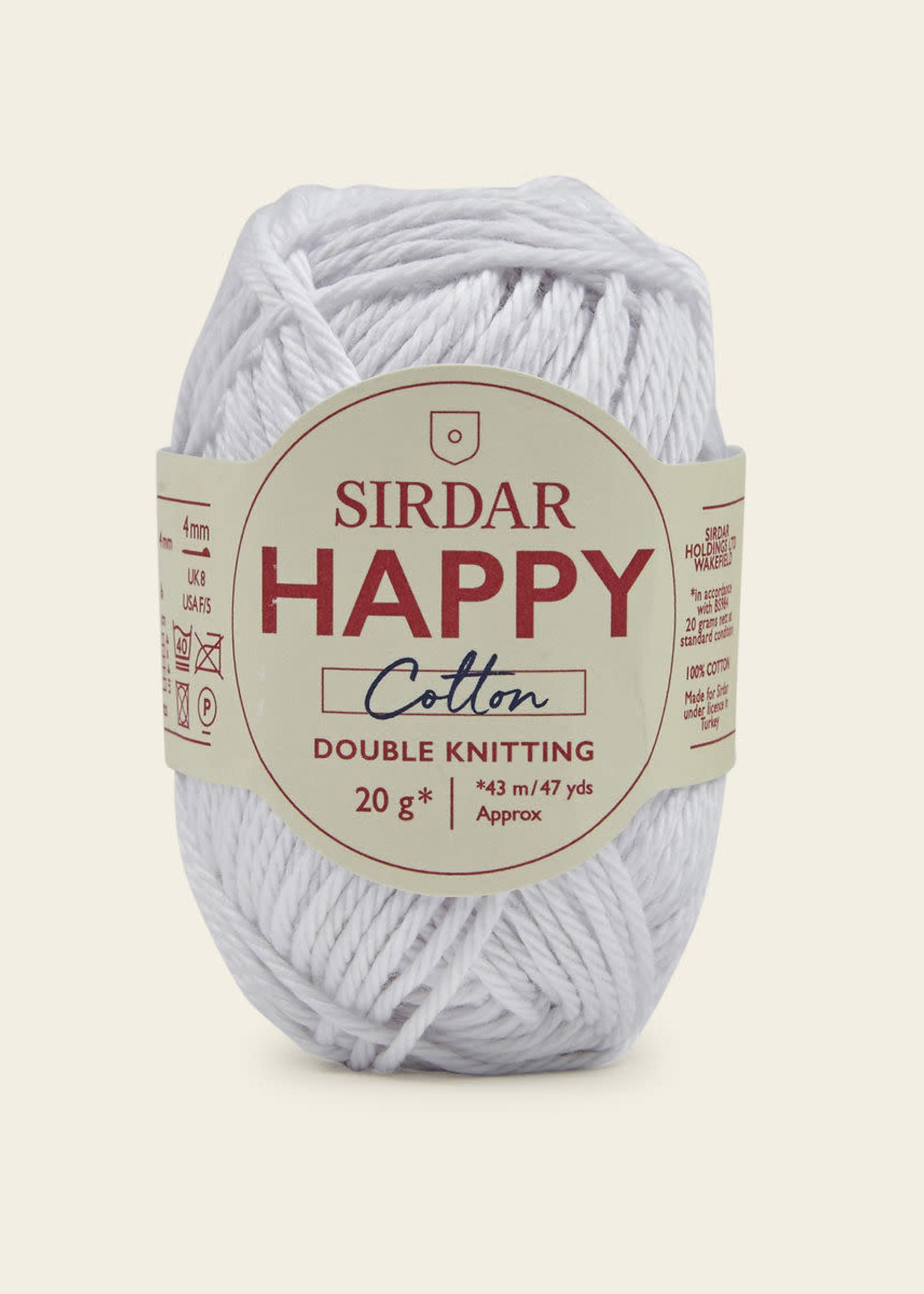 Sirdar Sirdar Happy Cotton #762 Shower