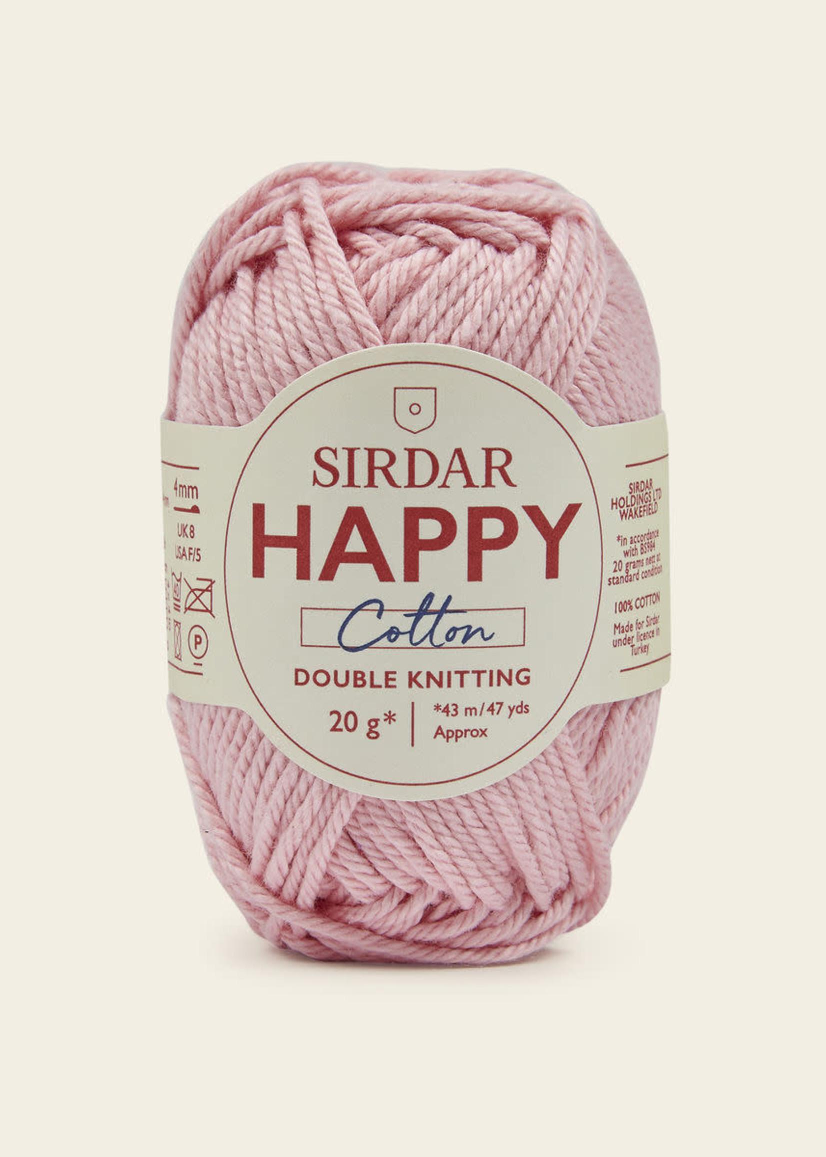 Sirdar Sirdar Happy Cotton #764 Piggy