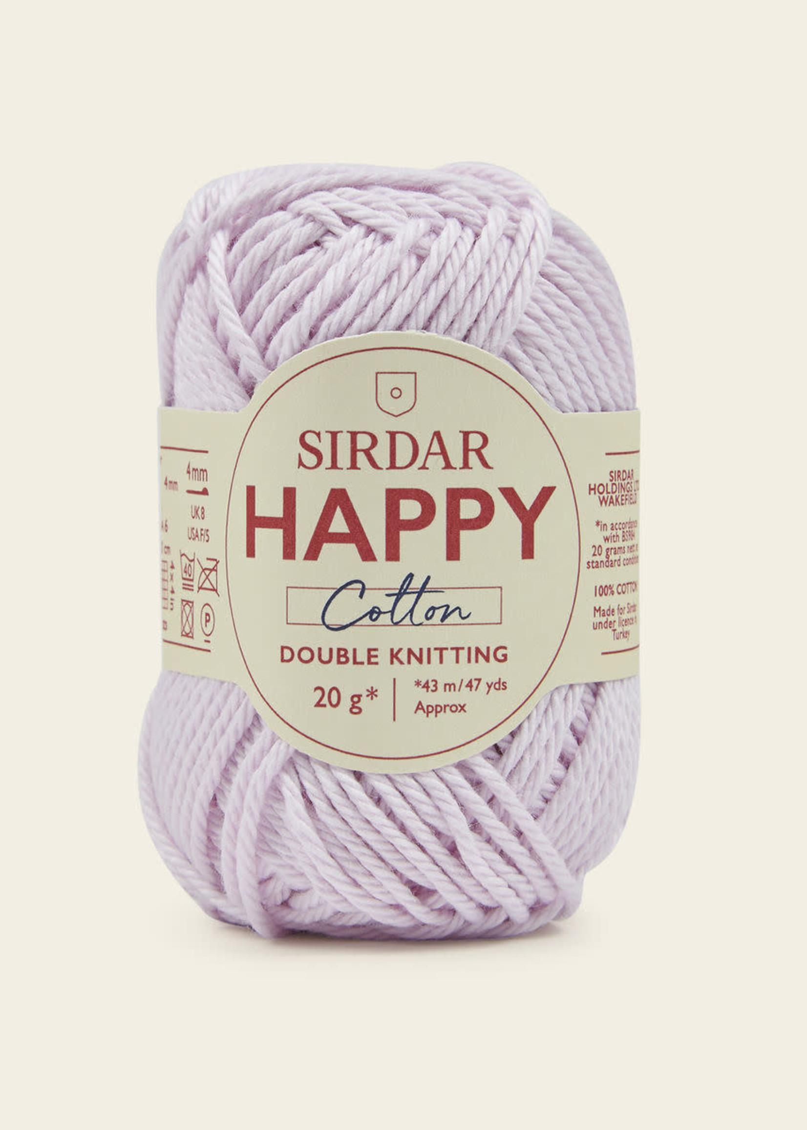 Sirdar Sirdar Happy Cotton #766 Frilly