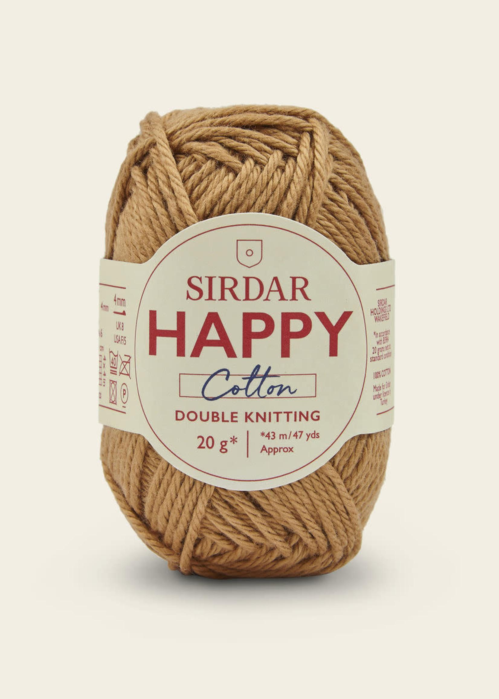 Sirdar Sirdar Happy Cotton #776 Biscuit