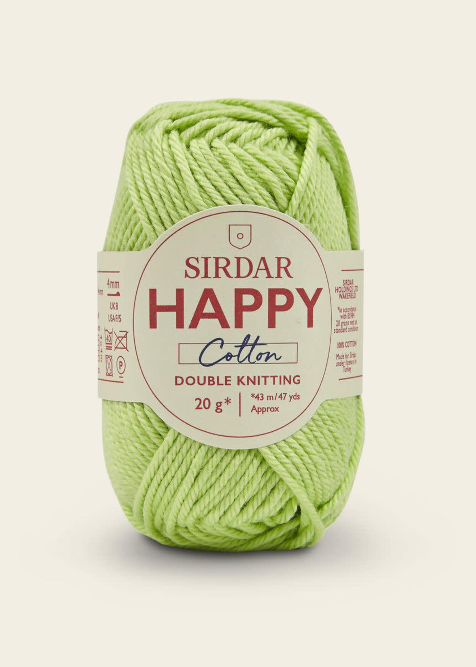 Sirdar Sirdar Happy Cotton #779 Fizz