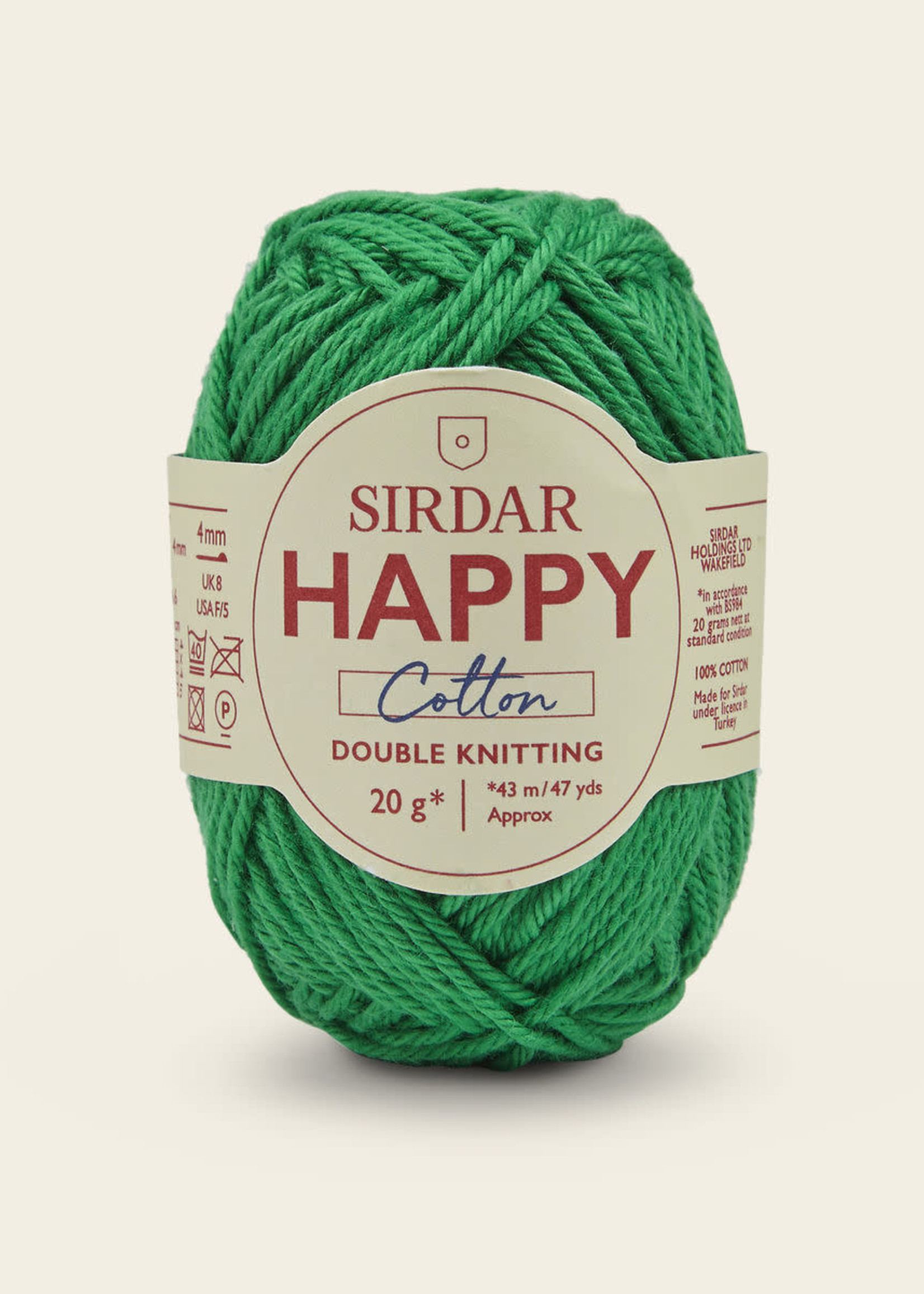 Sirdar Sirdar Happy Cotton #781 Wicket