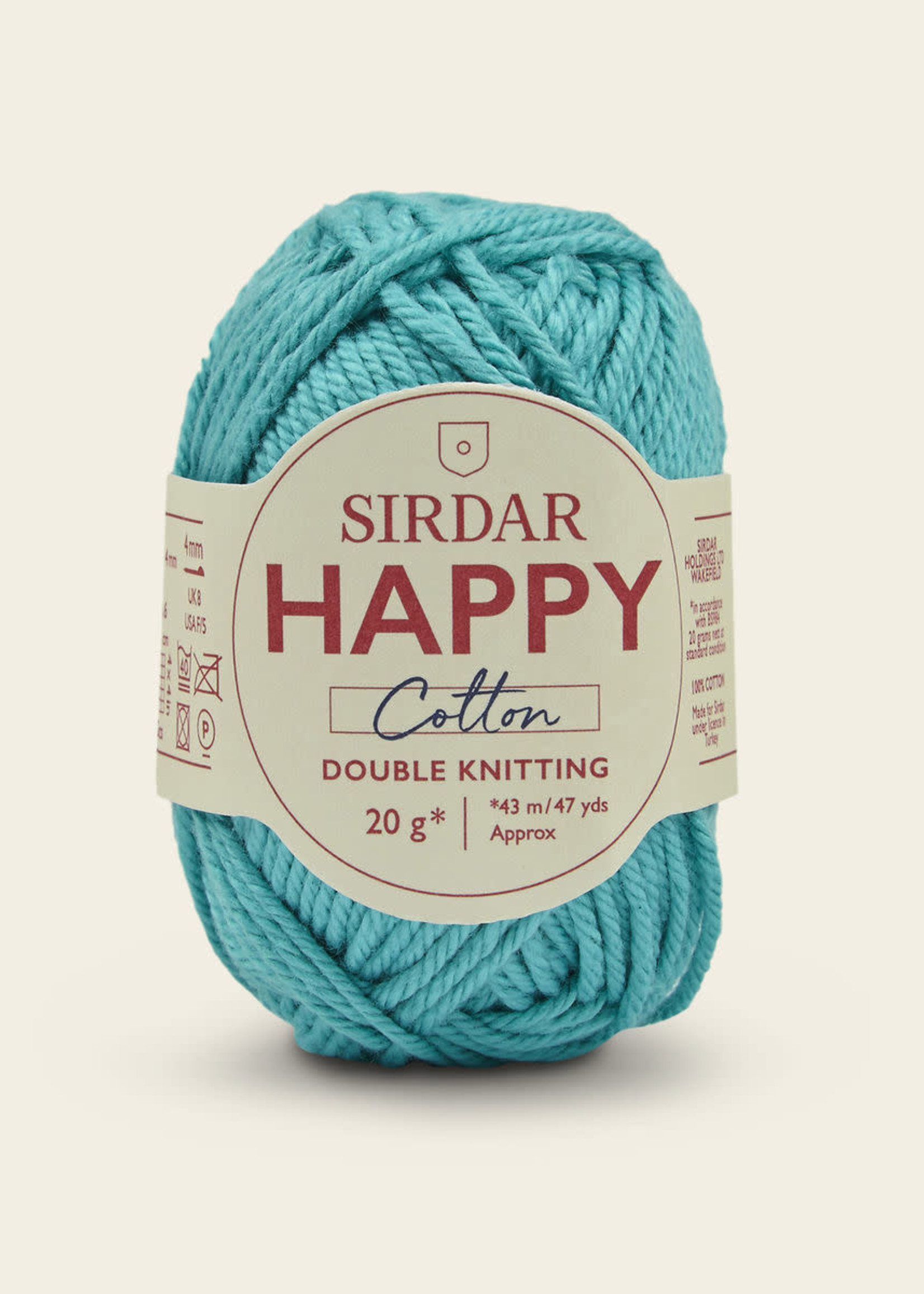 Sirdar Sirdar Happy Cotton #784 Seaside