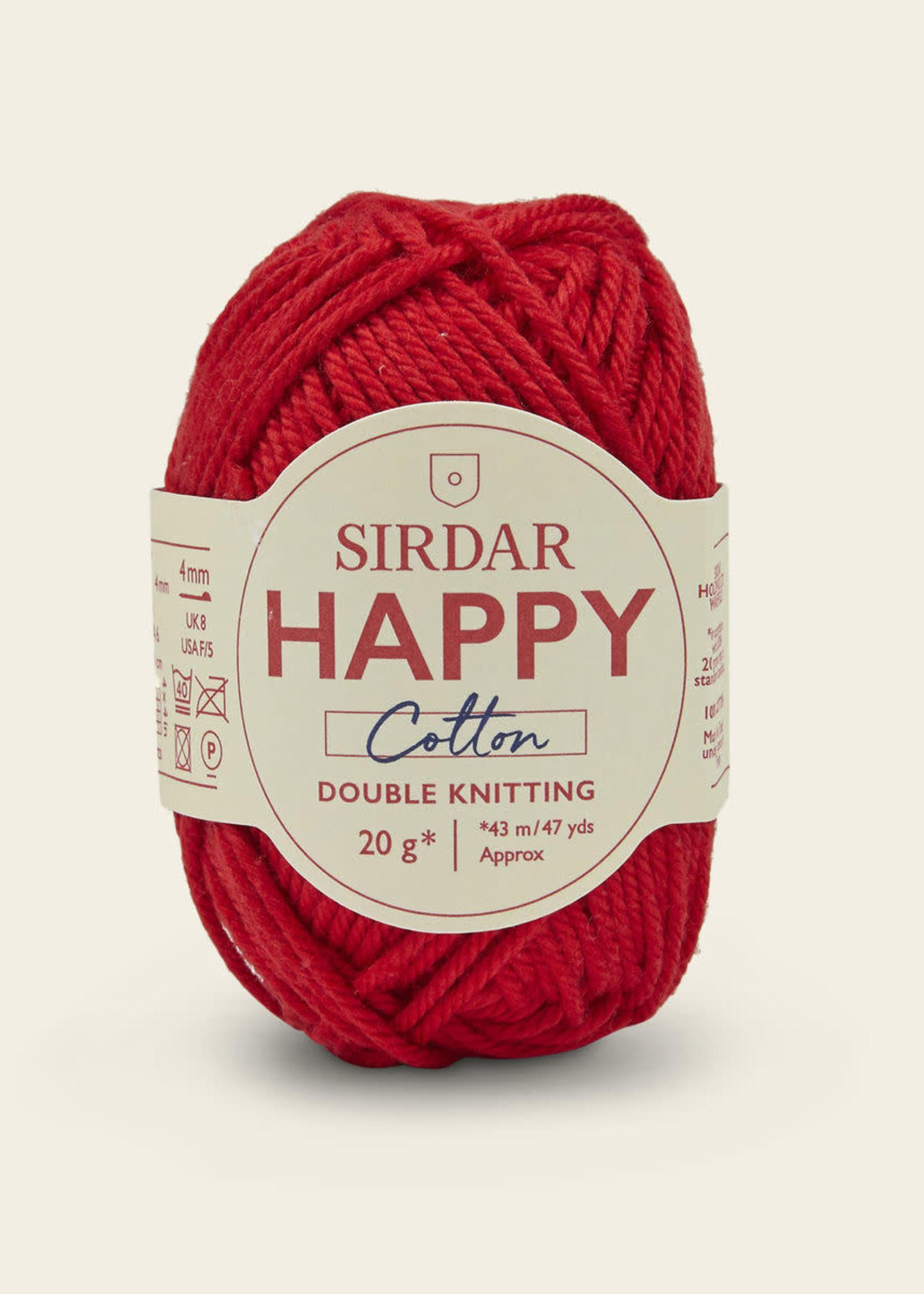 Sirdar Sirdar Happy Cotton #789 Lippy