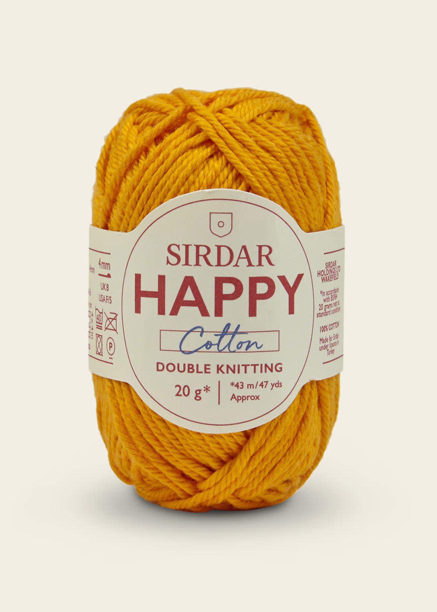 Sirdar Sirdar Happy Cotton #792 Juicy
