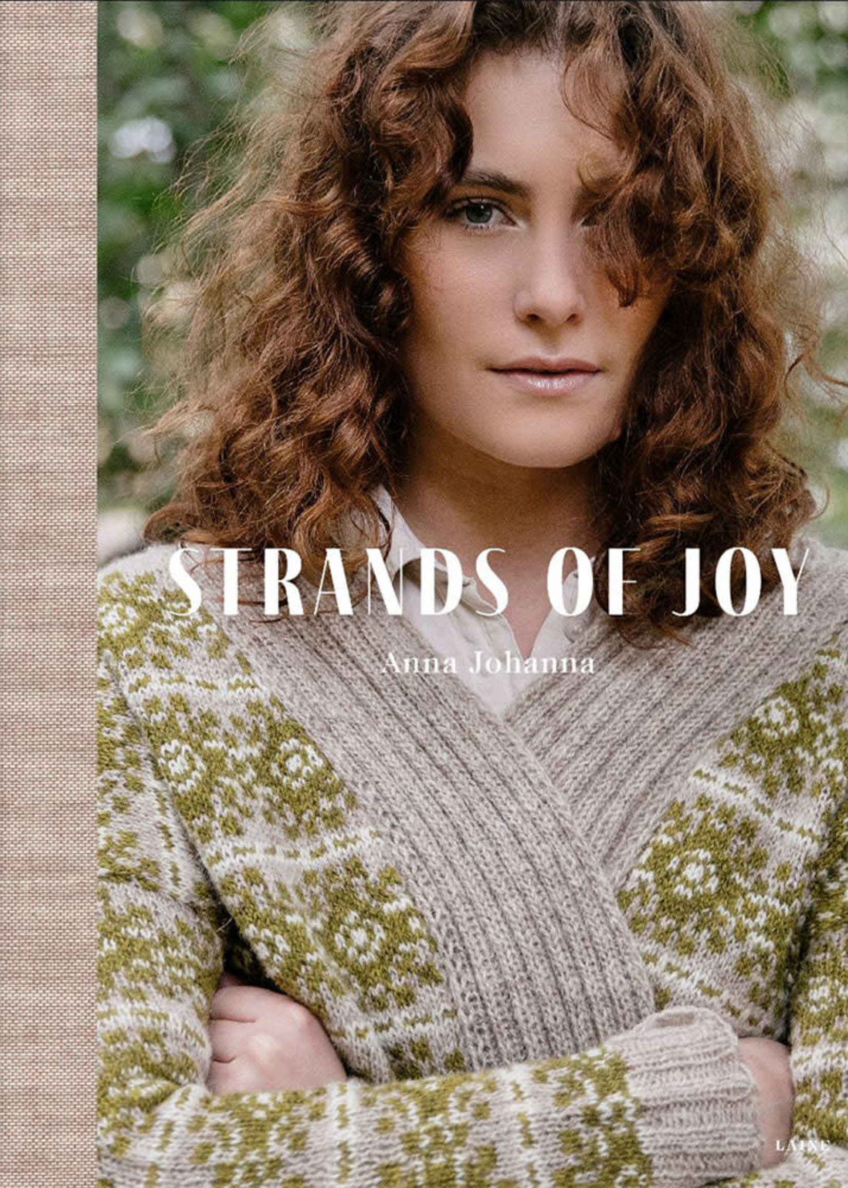 Laine Strands of Joy by Anna Johanna
