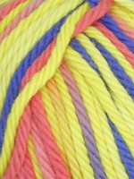 Estelle Yarns Sudz Multi Cotton #54415 Pop Art
