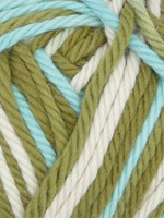 Estelle Yarns Sudz Multi Cotton #54417 Peach Beach