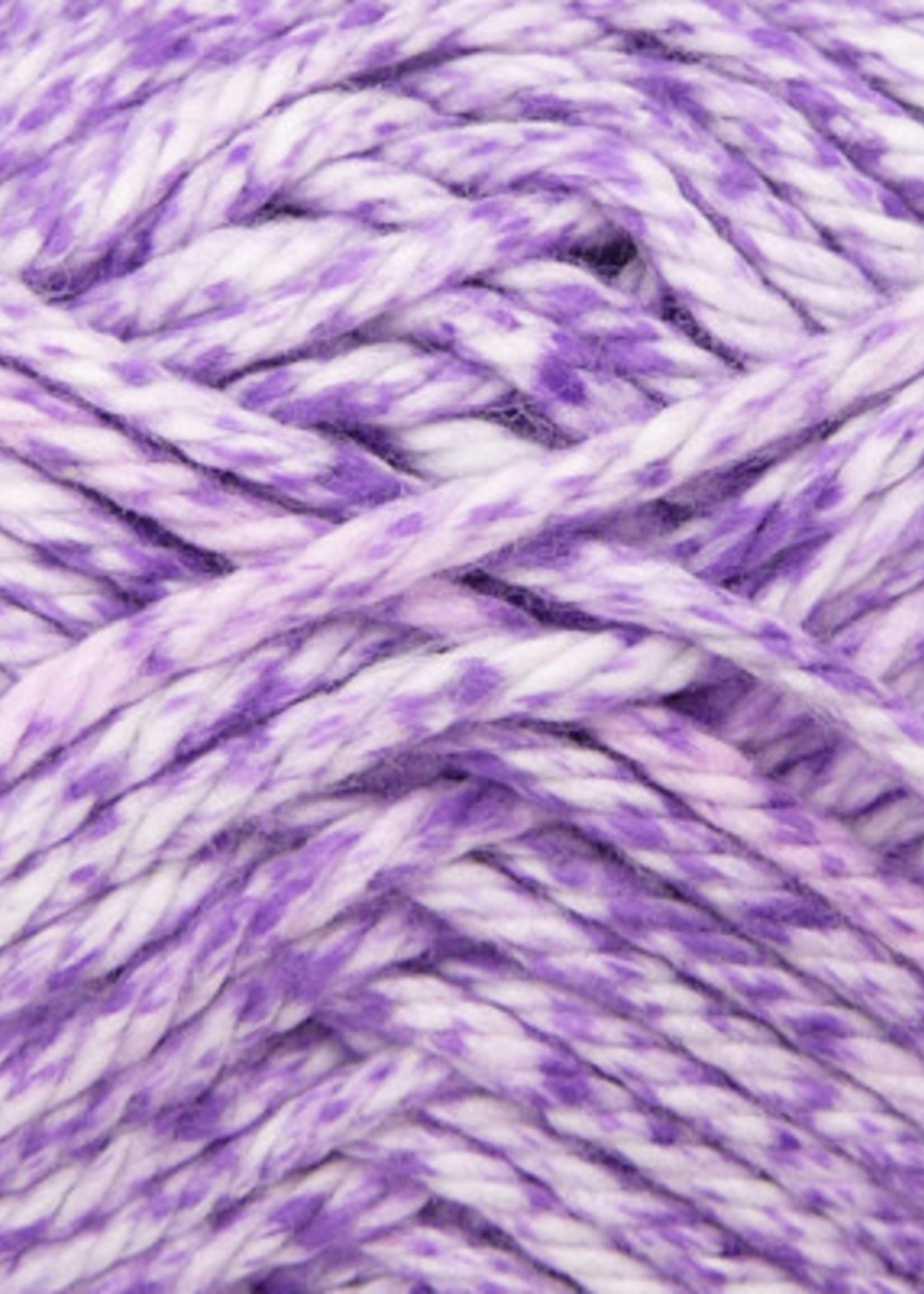 Estelle Yarns Sudz Spray Cotton #54009 Purple Rain