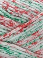 Estelle Yarns Sudz Spray Cotton #54014 Holiday Stripe