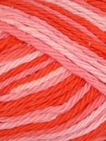 Estelle Yarns Sudz Tonal Cotton #53903 Pink Candy