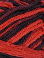 Estelle Yarns Sudz Tonal Cotton #53918 Red Wine