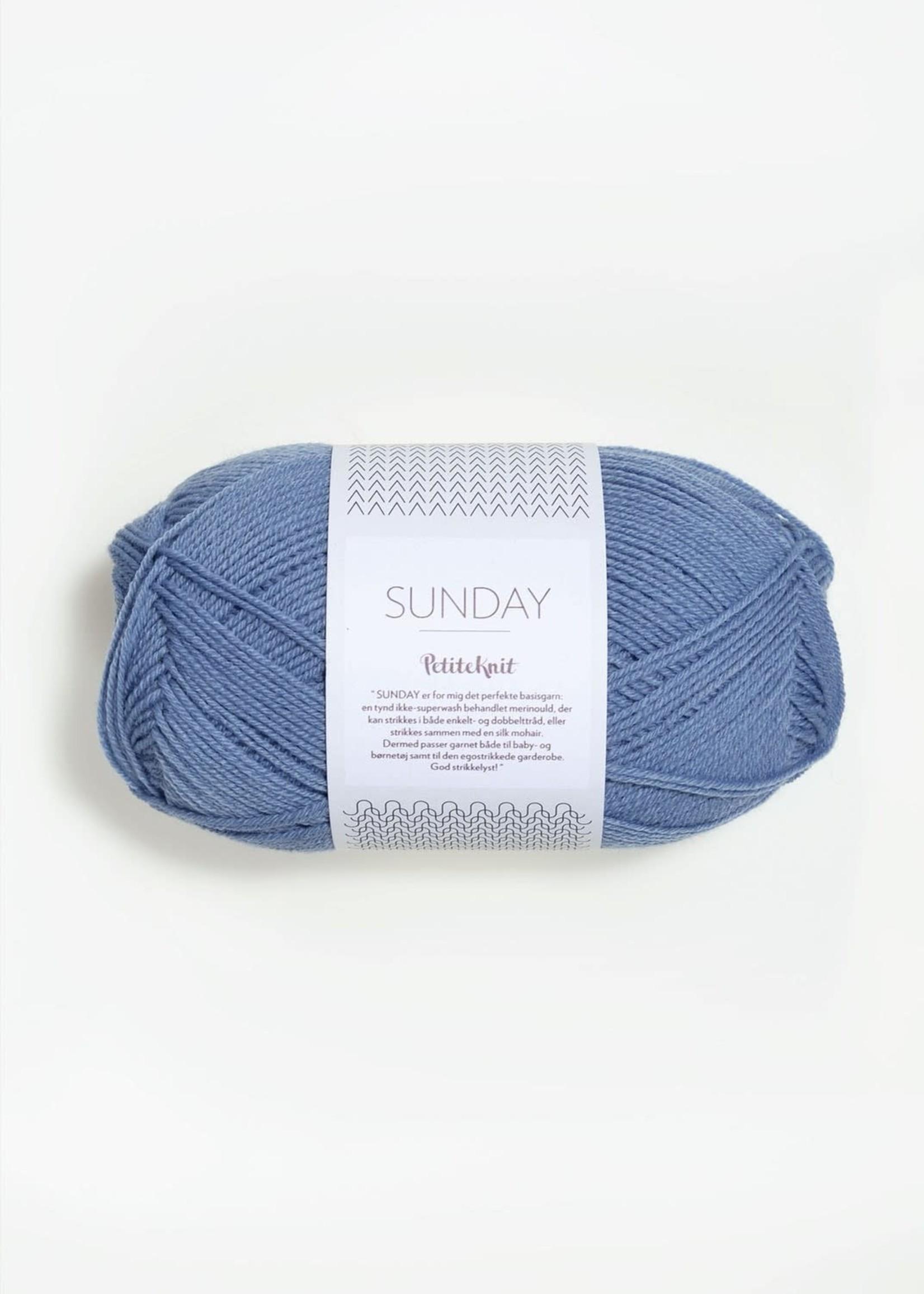 Sandnes Garn Sunday - #6043 Baby Blue Eyes