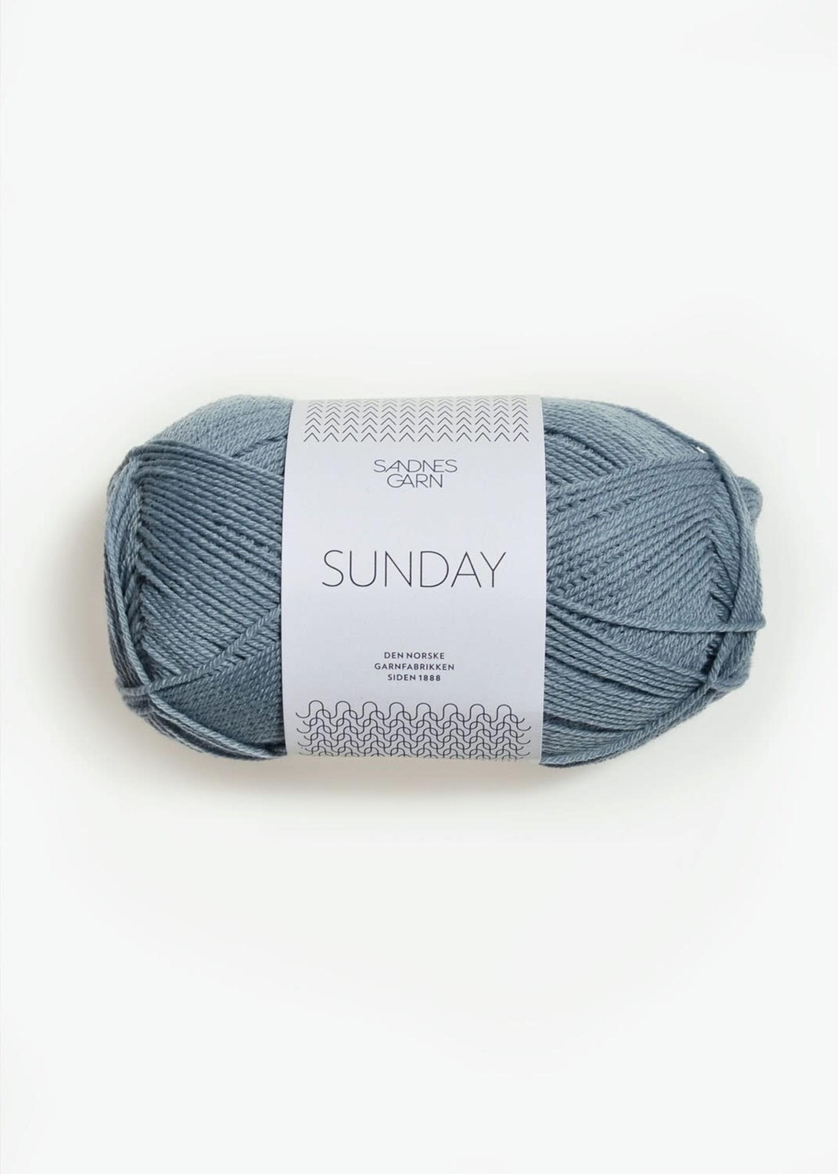 Sandnes Garn Sunday - #6501 Isbla