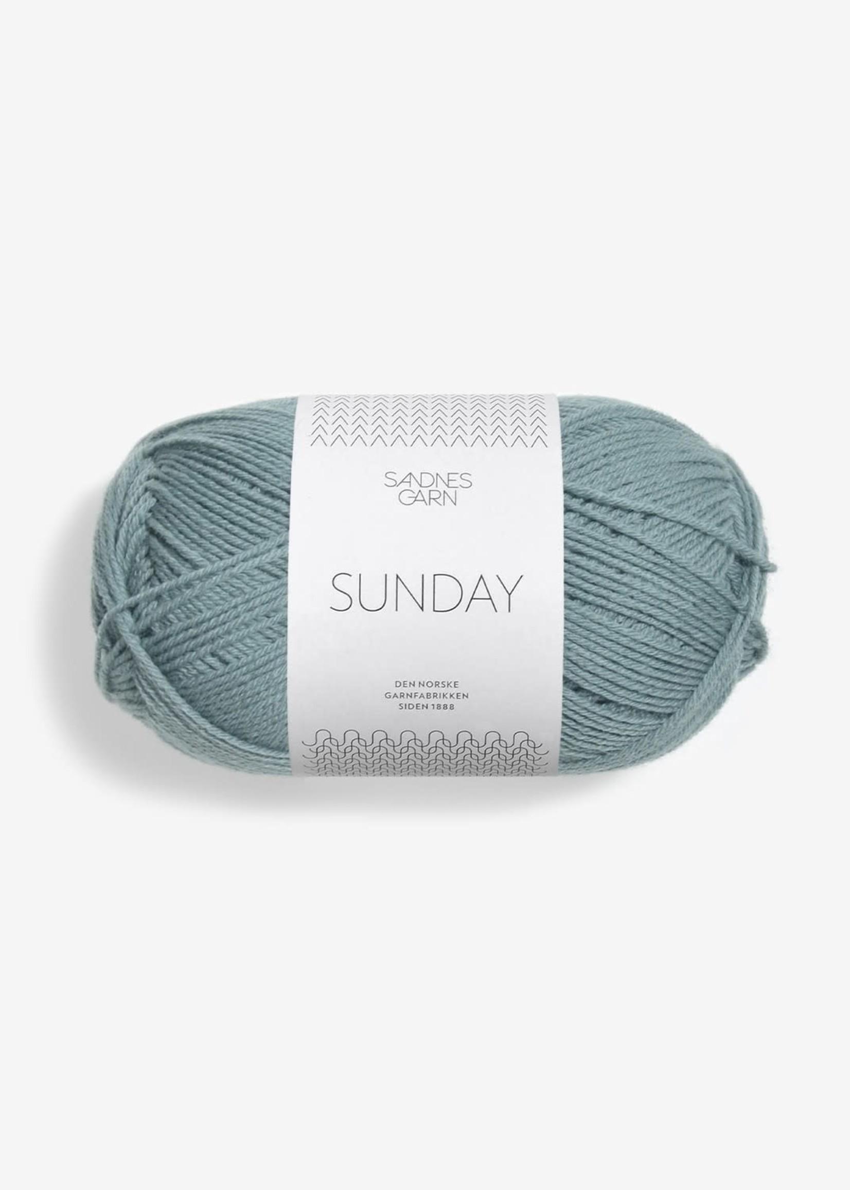 Sandnes Garn Sunday - #6851 Havbris