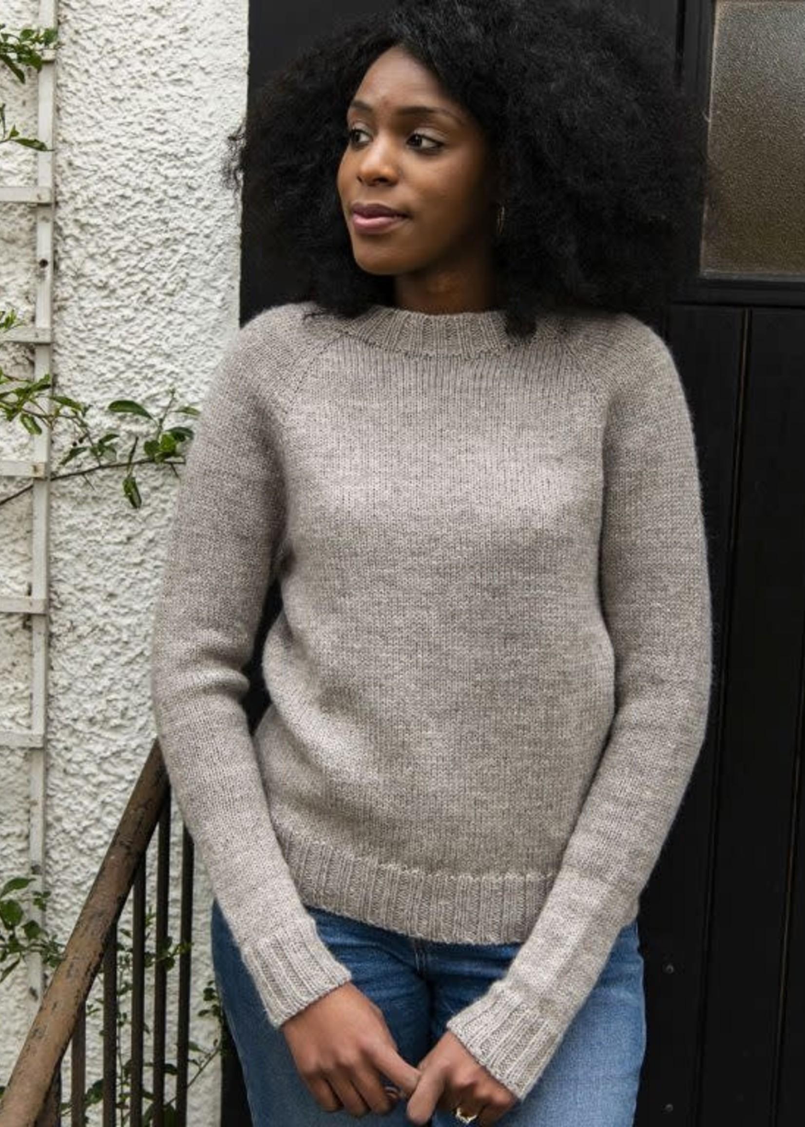 The Fibre Co The Fiber Co. One Sweater Pattern
