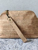 Thread and Maple Thread and Maple Cork Project Bag with Strap