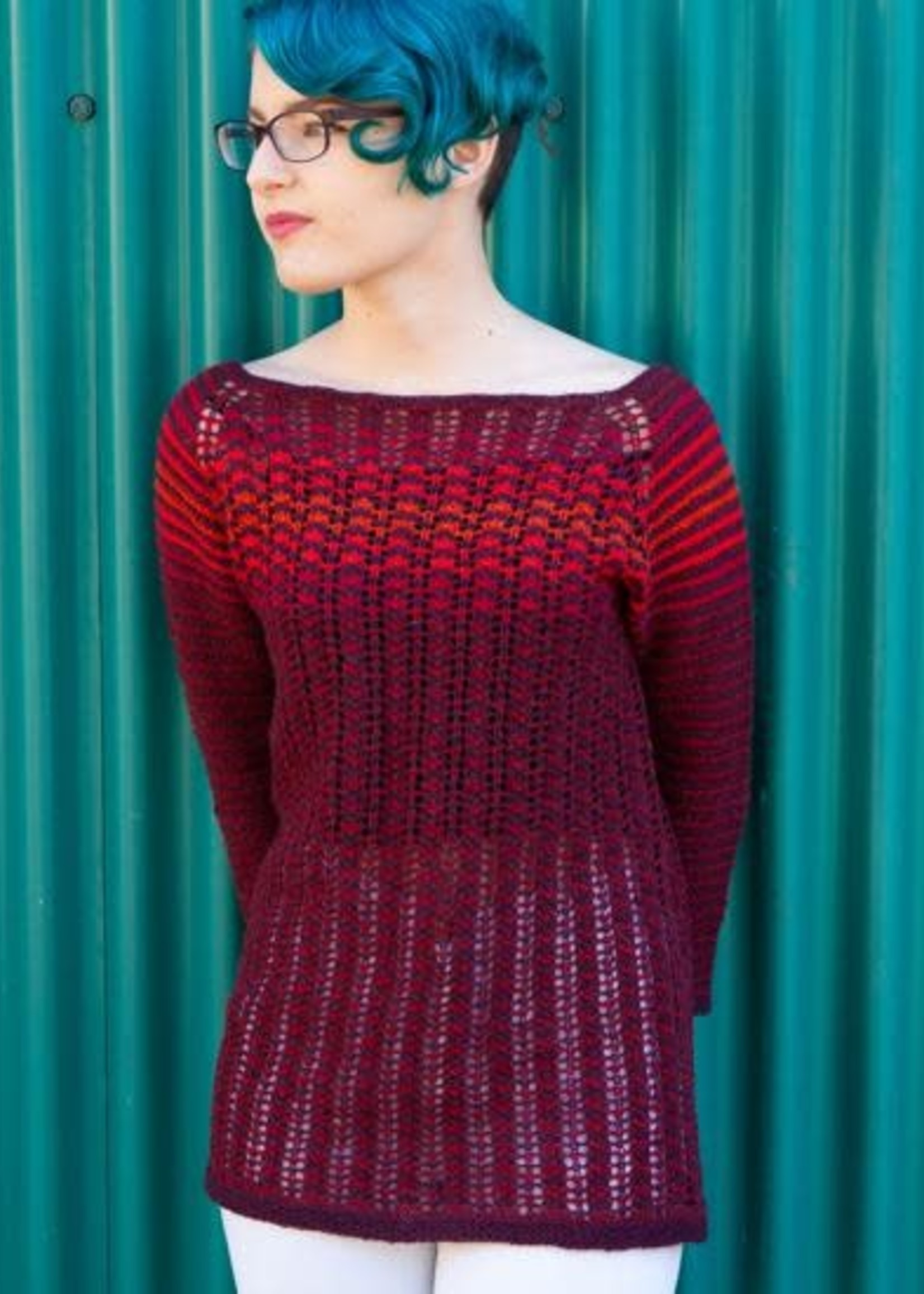 Tin Can Knits Tin Can Knits Chromatic (sweater)
