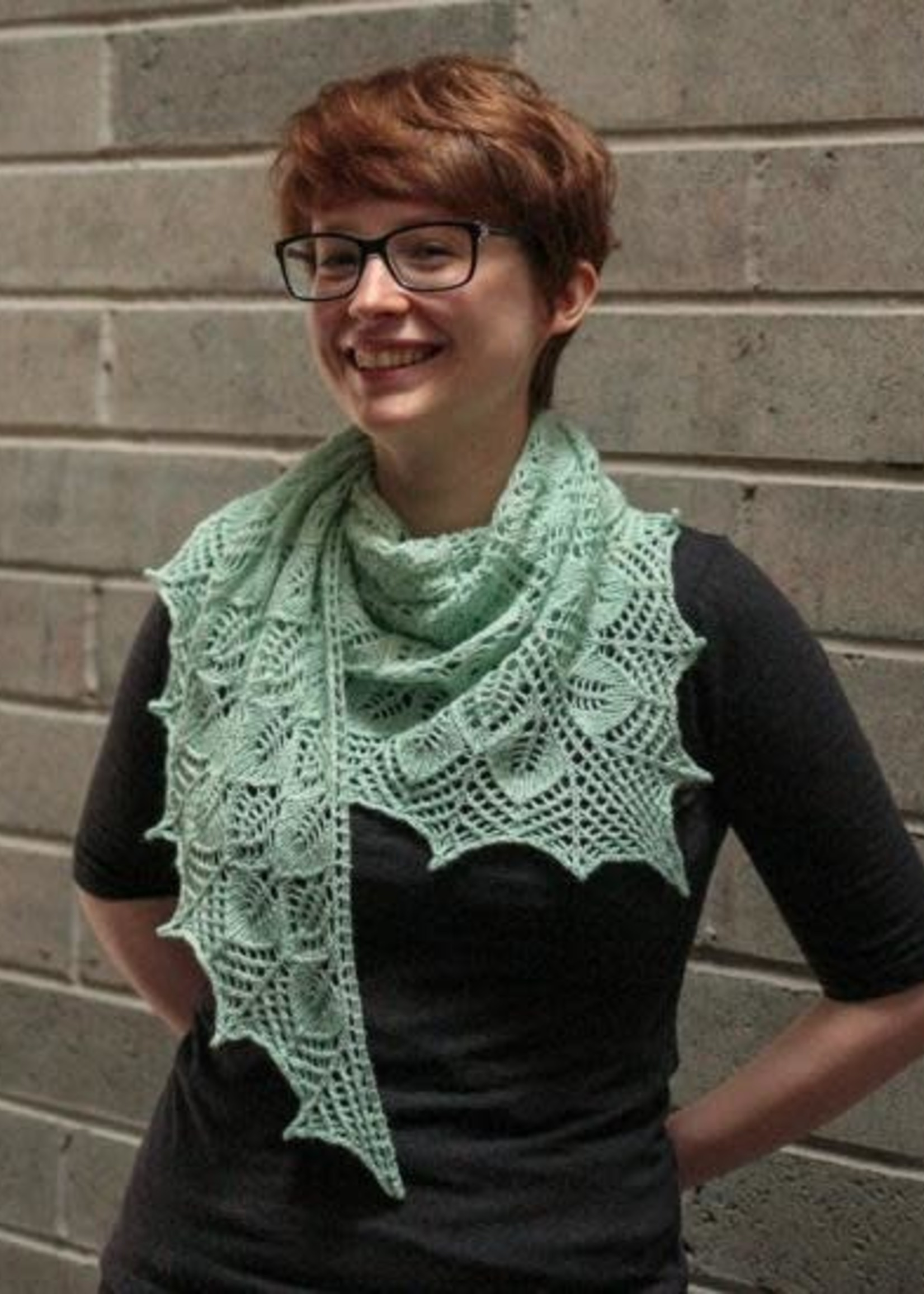 Tin Can Knits Tin Can Knits Photosynthesis Shawl
