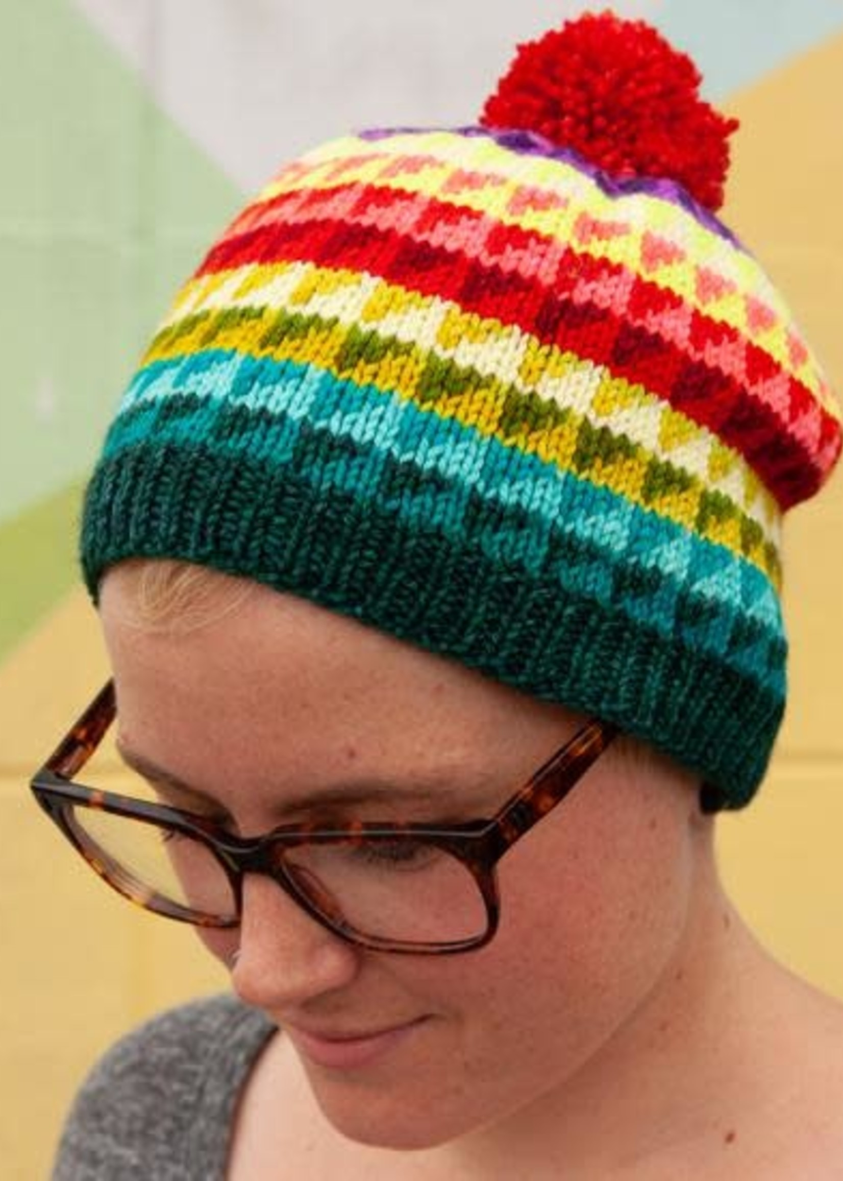 Tin Can Knits Tin Can Knits Prism (hats)