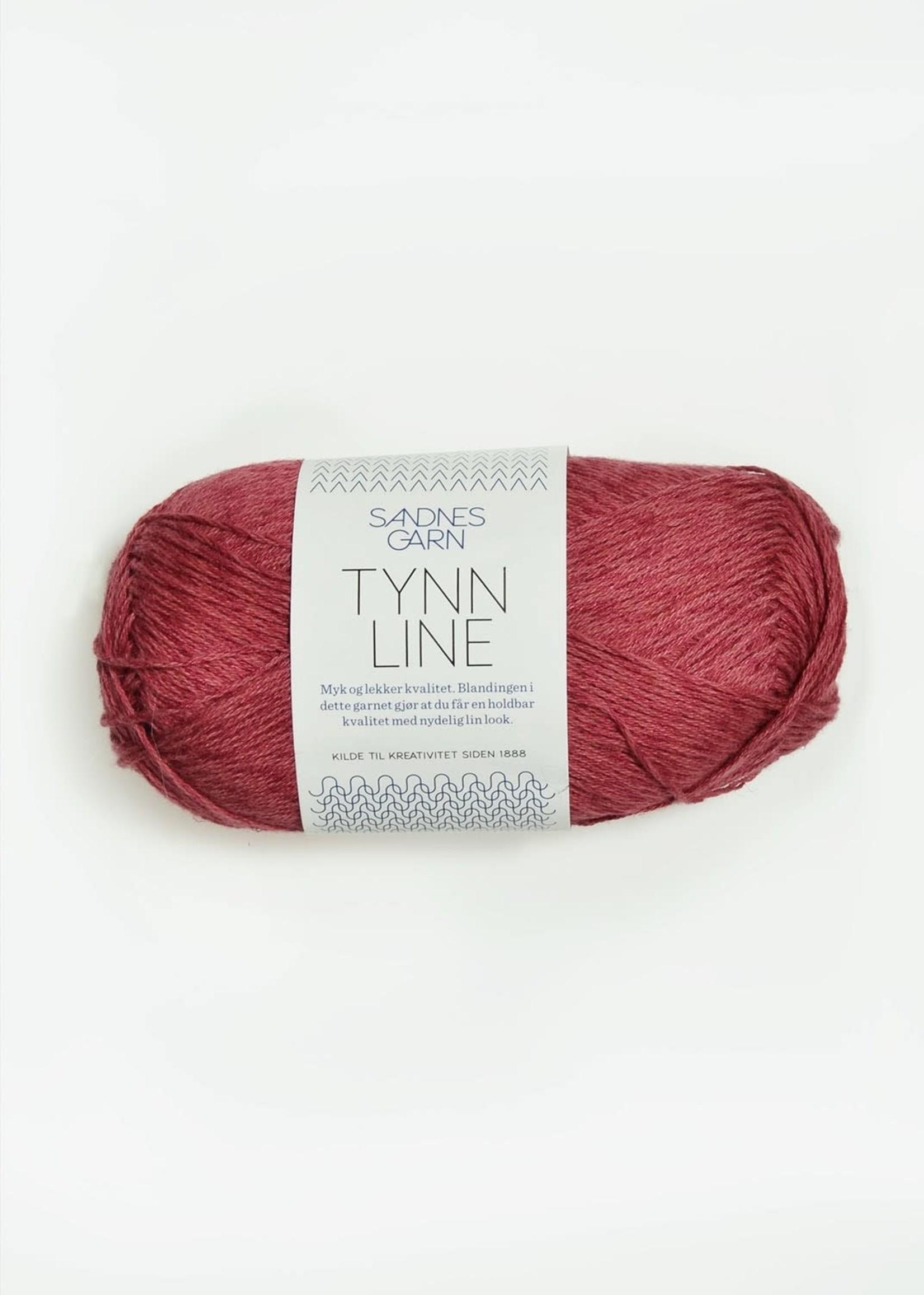 Sandnes Garn Tynn Line - Bringebaerkrem #4335