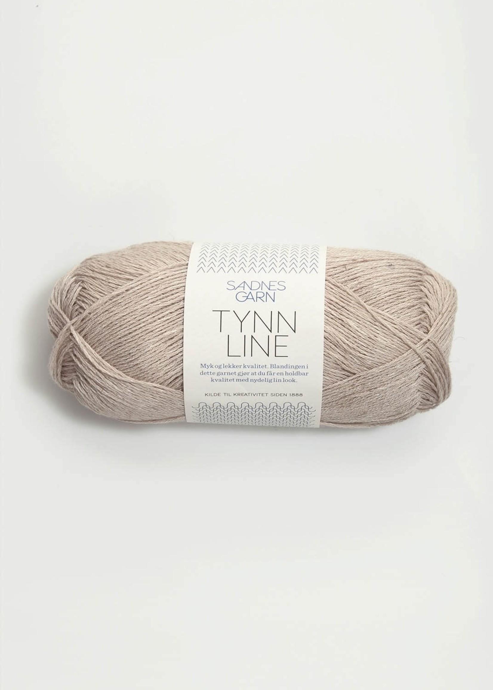 Sandnes Garn Tynn Line - Lys Beige #2331