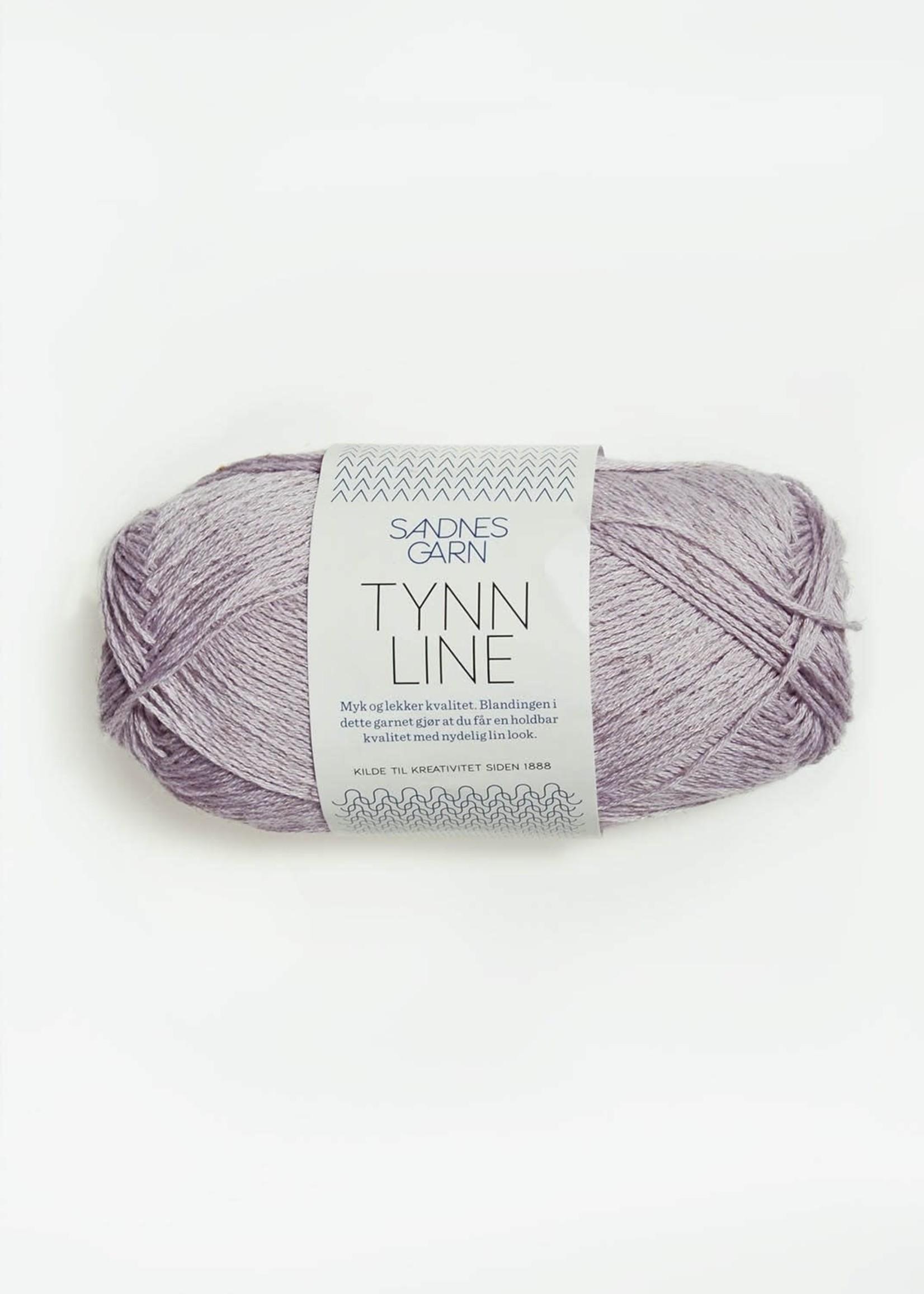 Sandnes Garn Tynn Line - Lys Syrin #4620