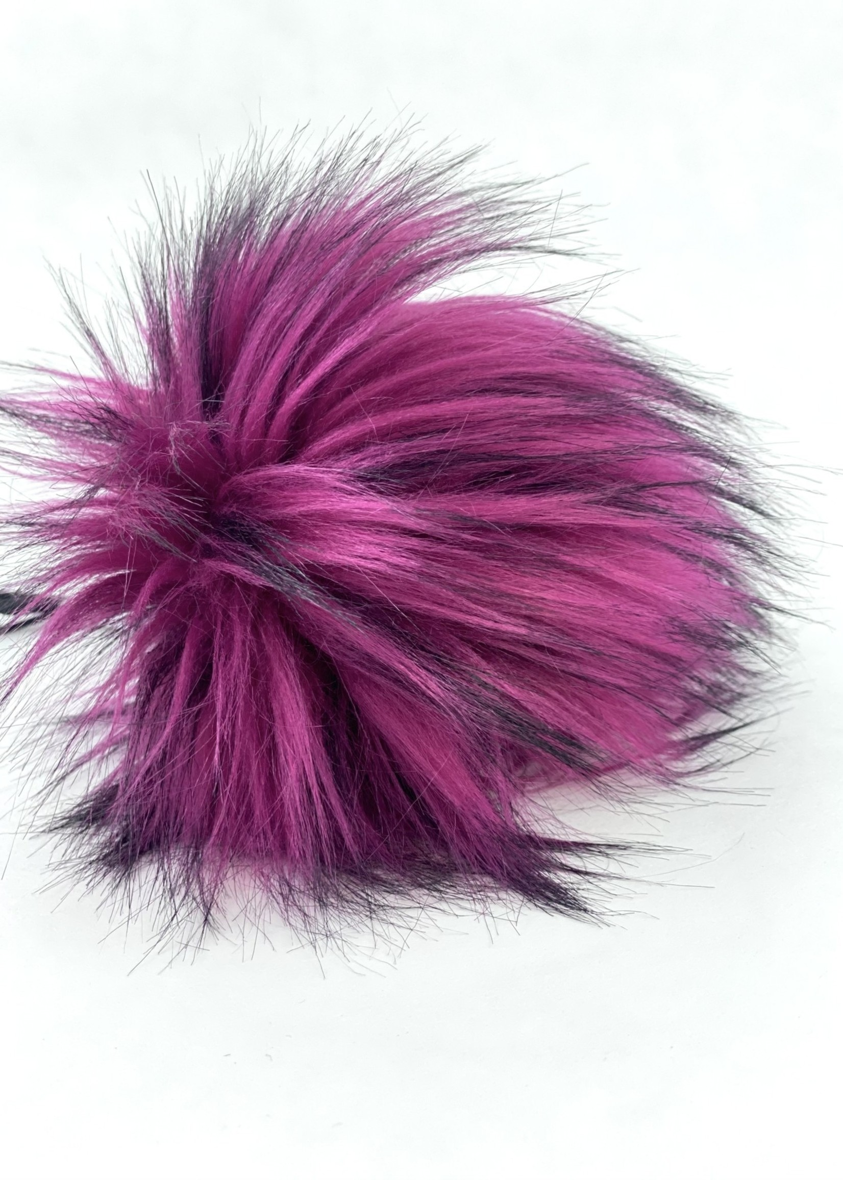"""Warehouse 2020 Warehouse 2020 Faux Pom Pom - 6"""" Orchid Pink"""
