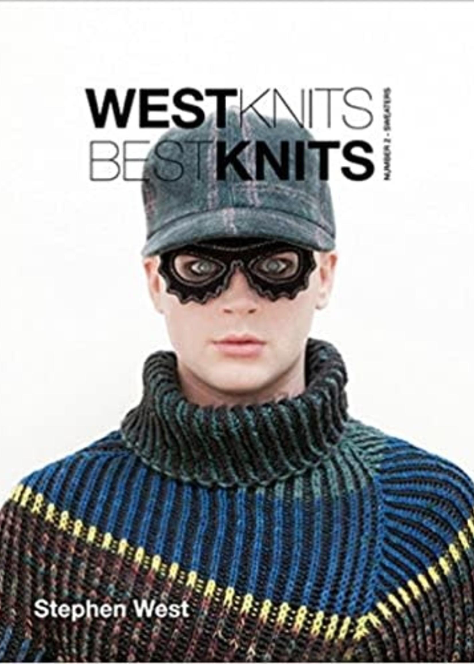 Westknits Bestknits Book 2 by Stephen West