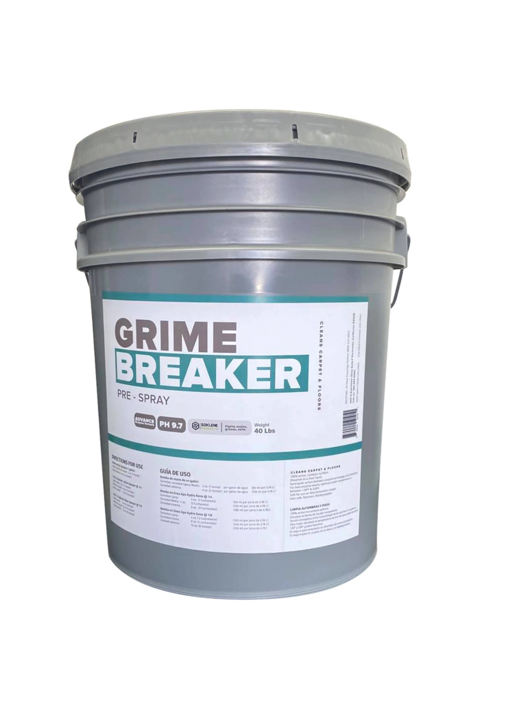 Grime Breaker