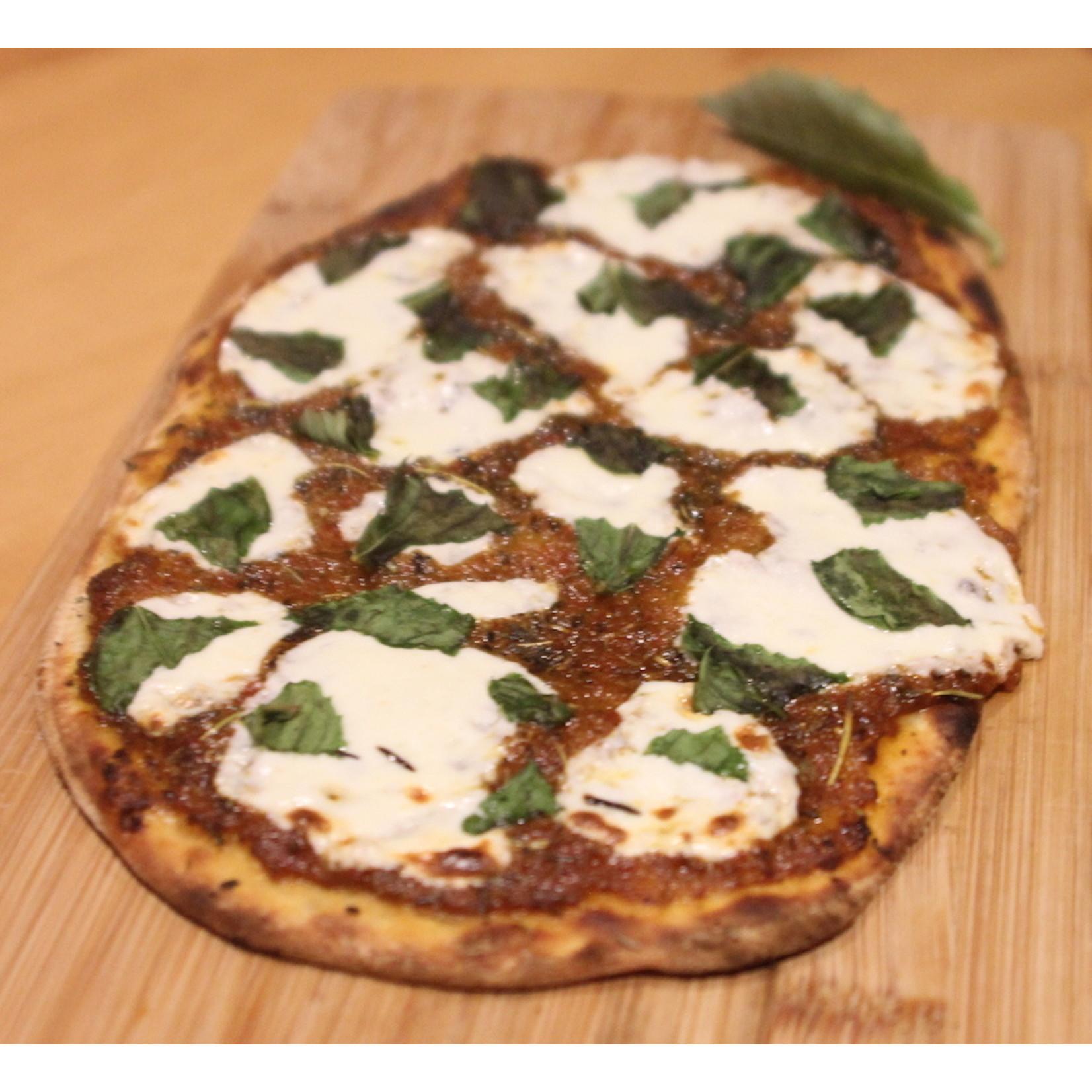 Traditional Neapolitan Magherita Pizza