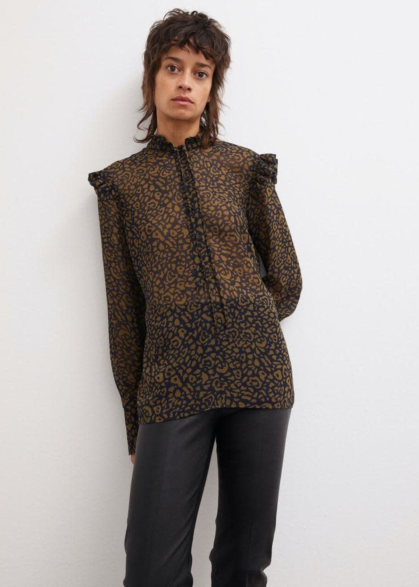 BY MALENE BIRGER WILLOW BLOUSE